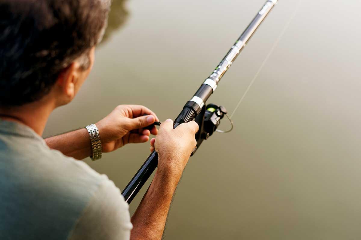 Tawas City, MI - Michigan Free Fishing Weekend